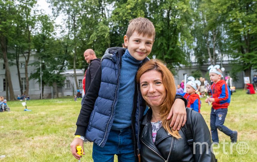 """Вова и Анна. Фото Алена Бобрович, """"Metro"""""""