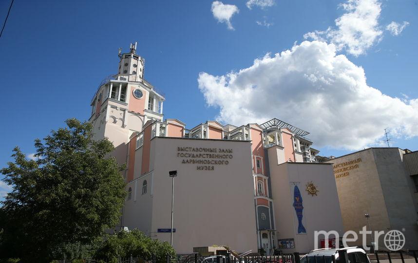 Дарвиновский музей. Фото Василий Кузьмичёнок