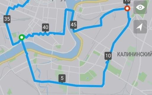Петербуржцы составляют необычные пешие маршруты, каждый раз преодолевая все большие расстояния.