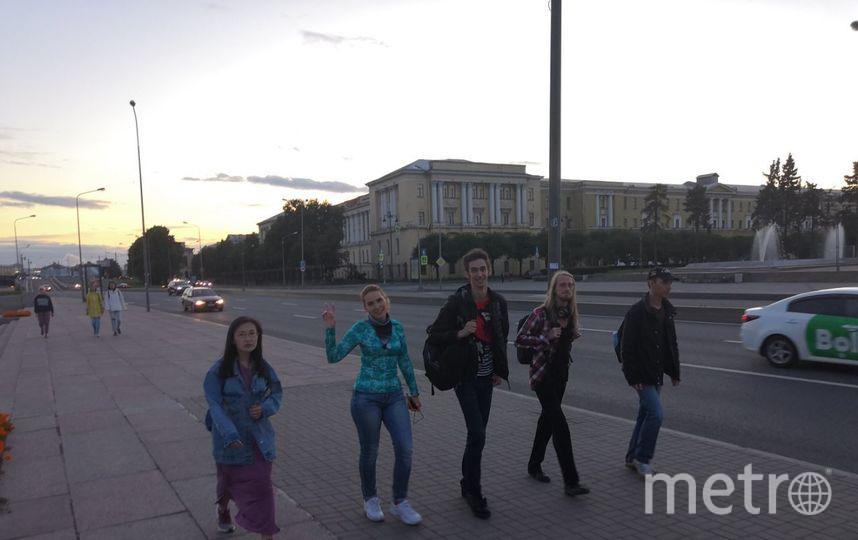 Петербуржцы составляют необычные пешие маршруты, каждый раз преодолевая все большие расстояния. Фото предоставлено героиней публикации