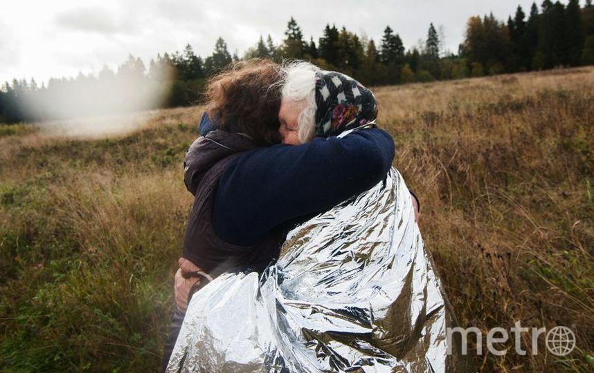 """Поиски человека могут продолжаться годами. Фото «Лиза Алерт», """"Metro"""""""