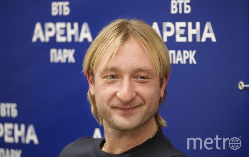 Плющенко дает  огромное количество шоу со своим сыном в России и за рубежом. Фото Getty