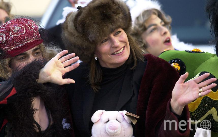 Анжелика Хьюстон. Фото Getty