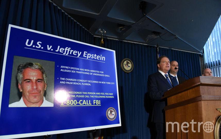 Миллиардеру Джеффри Эпштейну предъявили обвинения в секс-торговле. Фото AFP