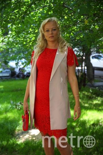 Наталия Великанова. Фото Василий Кузьмичёнок