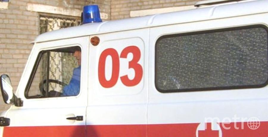 """В результате ДТП пострадали девять человек, их госпитализировали. Фото """"Metro"""""""