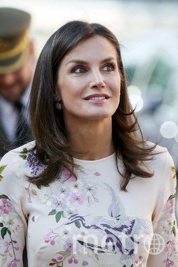 Королева Летиция. Фото Getty