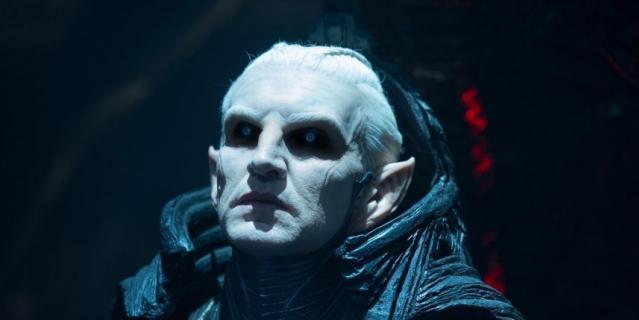 """Малекит Проклятый, """"Тор 2: Царство Тьмы""""."""