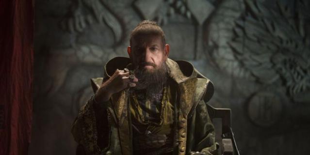 """Террорист Мандарин, """"Железный человек 3""""."""