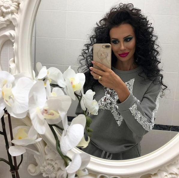 Анна Грачевская. Фото скриншот: instagram.com/anna_grachevskaya
