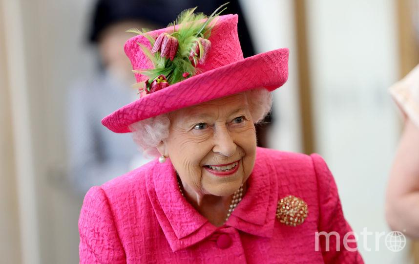 Елизавета II в сельскохозяйственном институте. Фото Getty