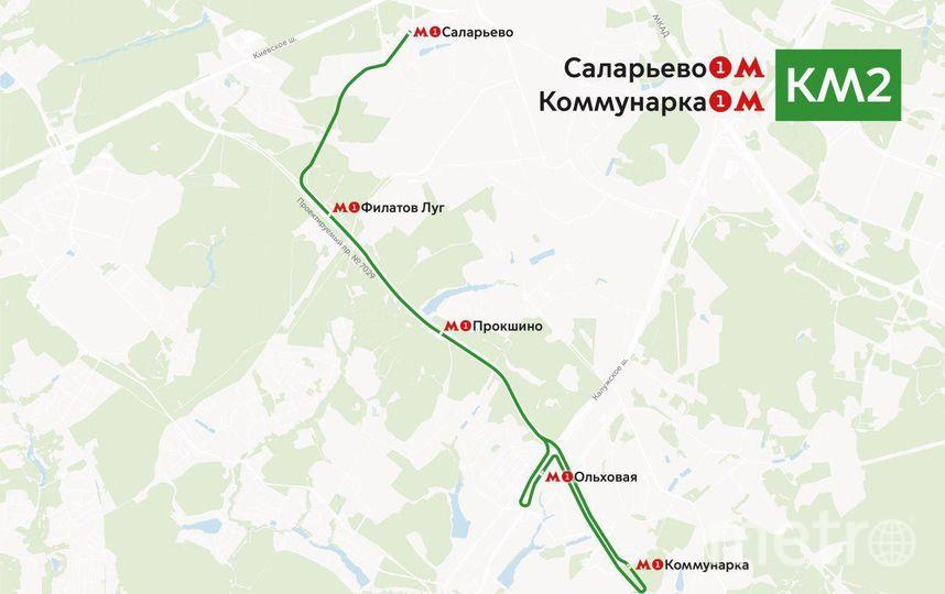 "предоставлено ГУП ""Мосгортранс"". Фото ""Metro"""