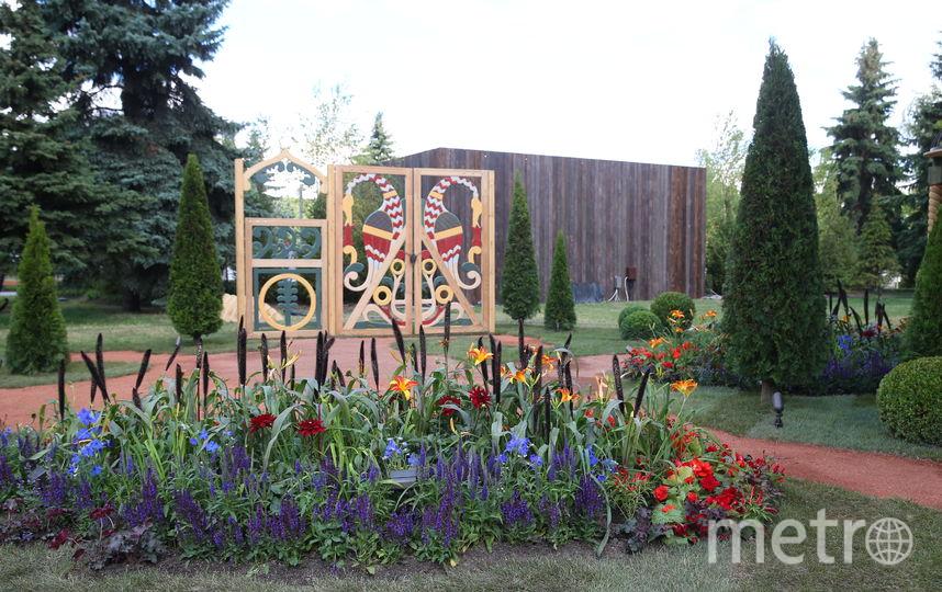 В Музеоне стартовал фестиваль Moscow Flower Show. Фото Василий Кузьмичёнок