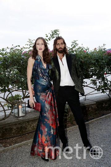 Анна Кливленд и Максимилиано Патане. Фото Getty