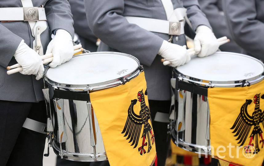 Встреча в Берлине. Фото Getty