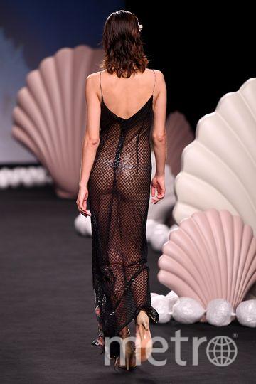 В Мадриде продолжается Mercedes Benz Fashion Week. Фото AFP