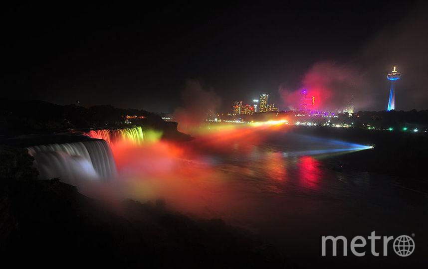 Ниагарский водопад. Фото Getty