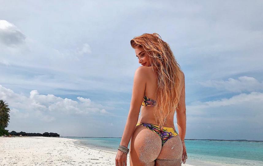 Татьяна Котова. Фото Скриншот Instagram: @kottova