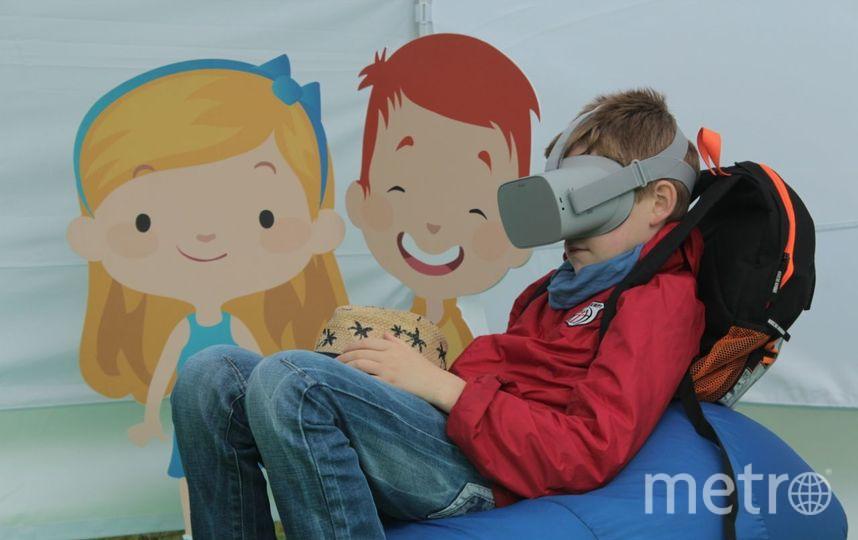 """В рамках семейного фестиваля Metro Family Day прошел урок финансовой грамотности. Фото """"Metro"""""""