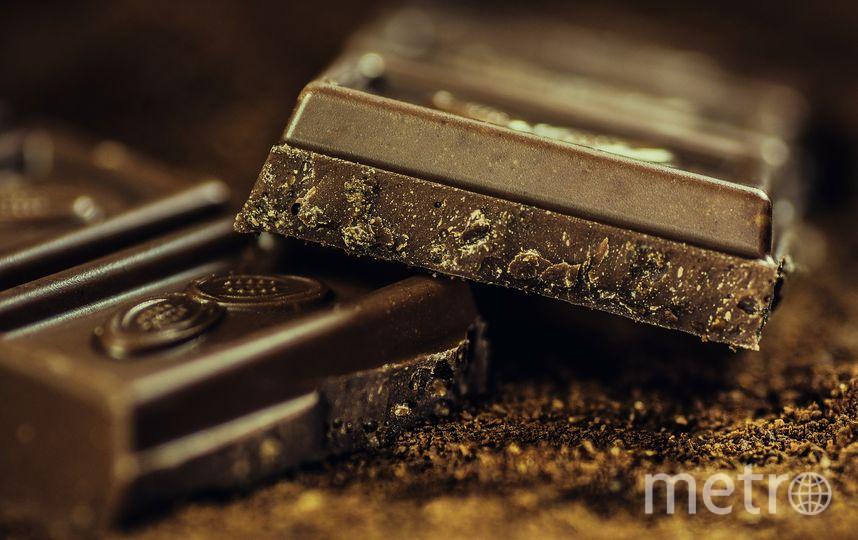 Шоколад. Фото Pixabay