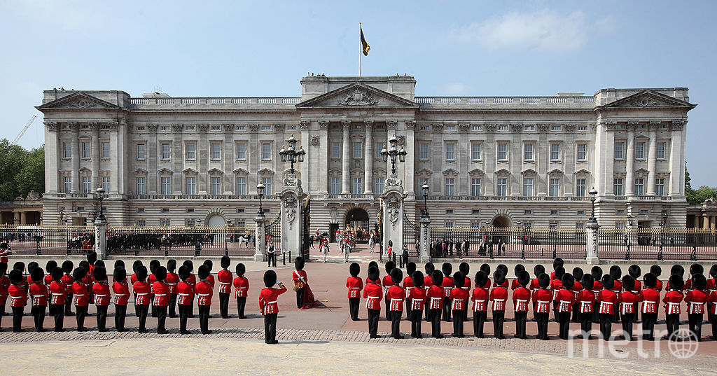 Букингемский дворец, архивное фото. Фото Getty