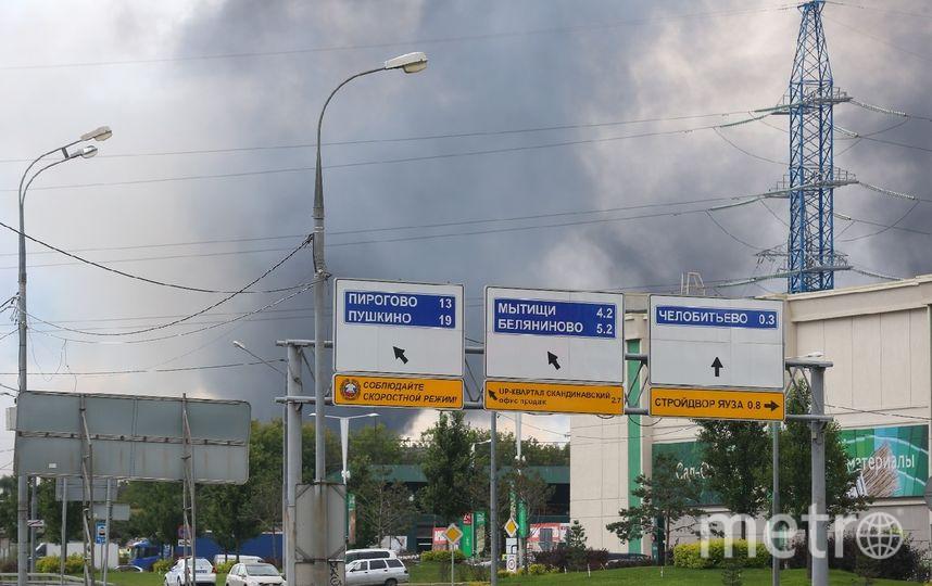 Факельное горение удалось ликвидировать. Фото Василий Кузьмичёнок