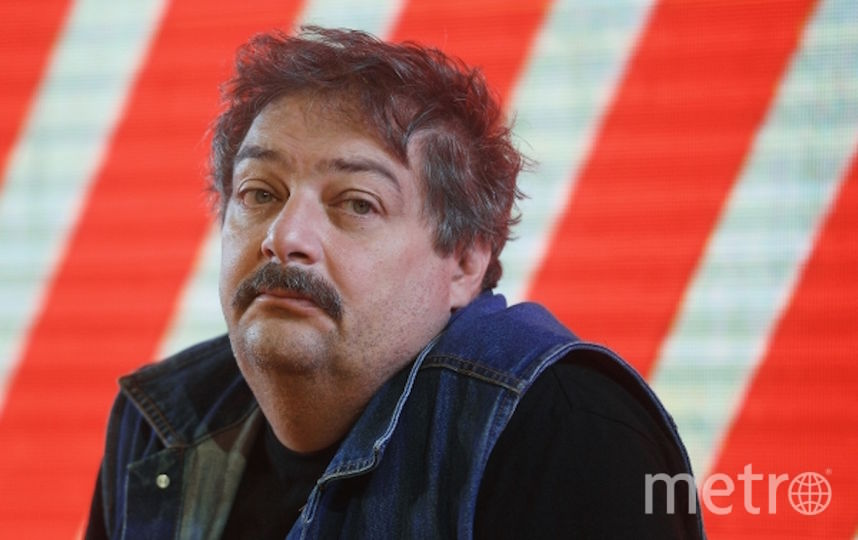 Писатель Дмитрий Быков. Фото РИА Новости