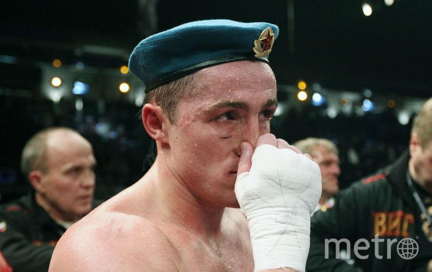 Денис Лебедев. Фото Getty