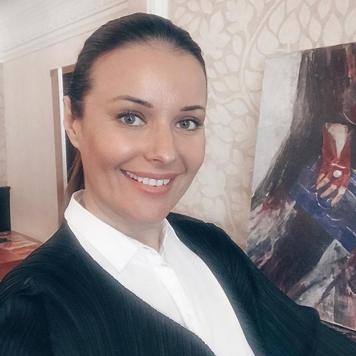 Оксана Федорова. Фото Скриншот Instagram: @fedorovaoksana