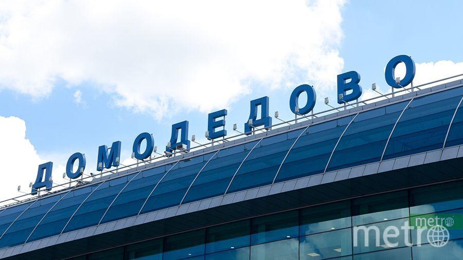 "В аэропорту ""Домодедово"" задержали 10 сотрудников таможни по делу о взятке. Фото Василий Кузьмичёнок"