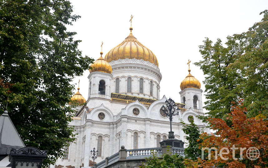Храм Христа Спасителя. Фото Василий Кузьмичёнок