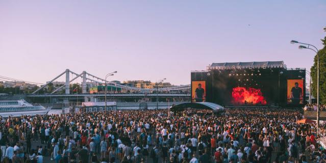 Музыкальный фестиваль Park Live пройдёт 12-14 июля.