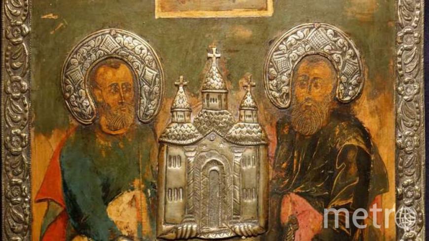 """мученическая смерть святых апостолов Петра и Павла наступила в один день — 29 июня по юлианскому календарю. Фото """"Metro"""""""
