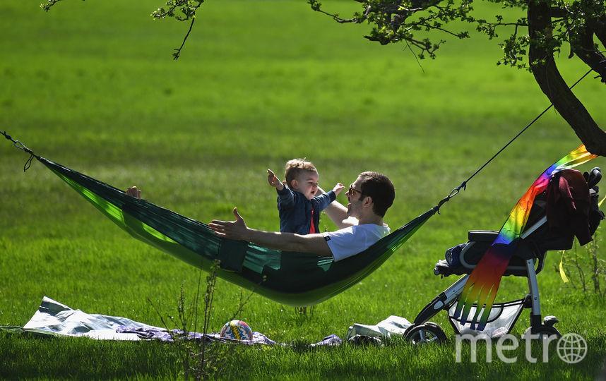 Пришла пора вновь возвращаться в парки и на природу. Фото Getty