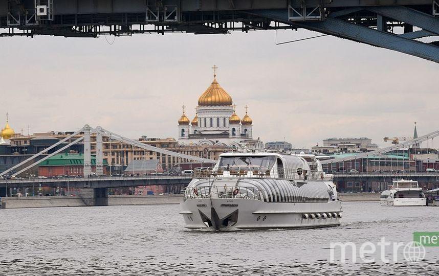 В пятницу днём жителей Москвы ожидает пасмурная погода. Фото Василий Кузьмичёнок