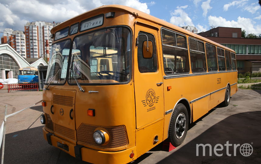 """Жёлтые «лиазики» массово выпускались в нашей стране до 1994 года. Фото """"Metro"""""""