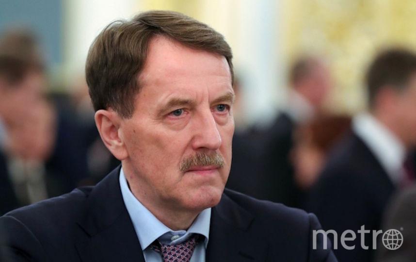 Вице-премьер России Алексей Гордеев. Фото РИА Новости