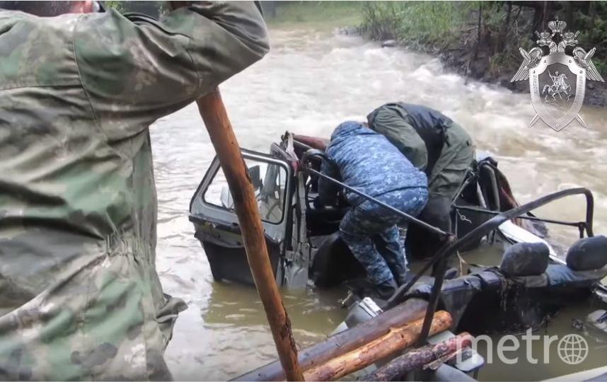 СУ СК России по Республике Тыва. Фото Скриншот Youtube