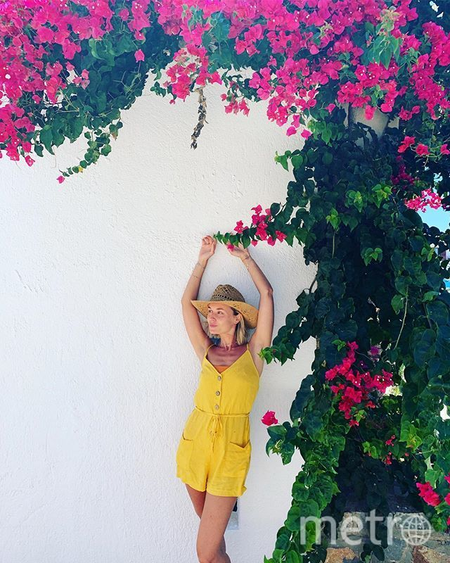 Полина Гагарина показала новый комбинезон. Фото instagram.com/gagara1987