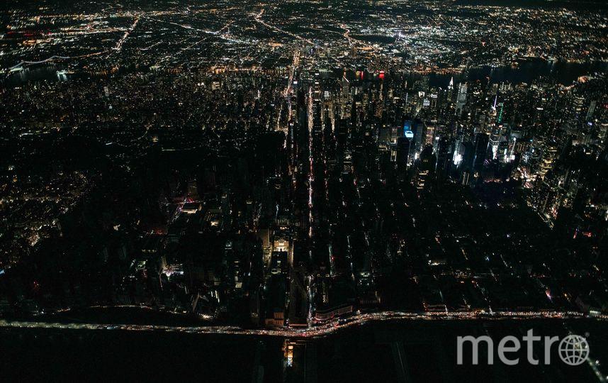 В субботу, 13 июля, центр Нью-Йорка остался без света. Фото Getty