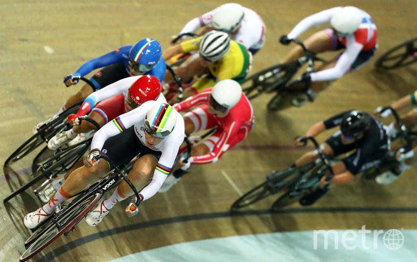 Скрэтч — это вид индивидуальный велогонок на треке. Фото Getty