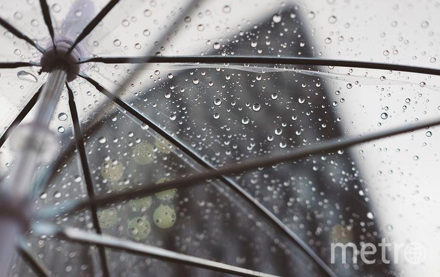В Петербурге рабочая неделя начнётся с дождей. Фото Getty