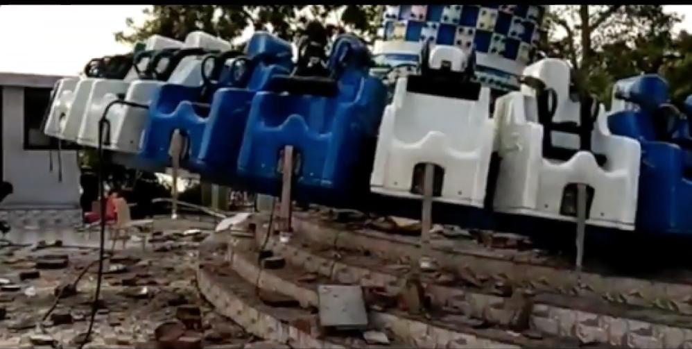 Скриншот. Фото  WITN NEWS / Youtube, Скриншот Youtube