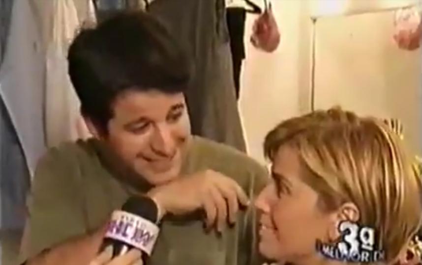 Мурилу Бенисиу и Джованна Антонелли. Фото Скриншот Youtube