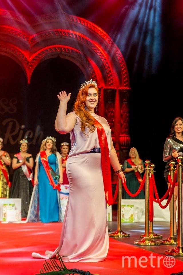 Абсолютной победительницей конкурса стала 38-летняя москвичка Татьяна Магидова. Фото Предоставлено организаторами
