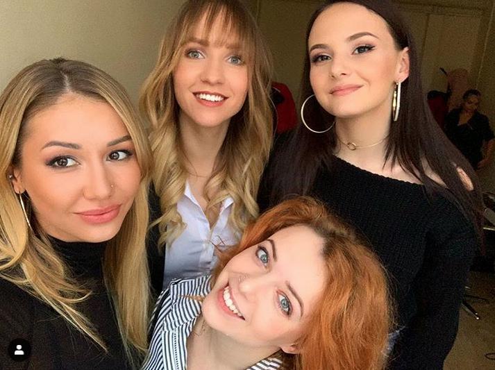 Женя Огурцова. Фото Скриншот Instagram: @ogyrtsova_official