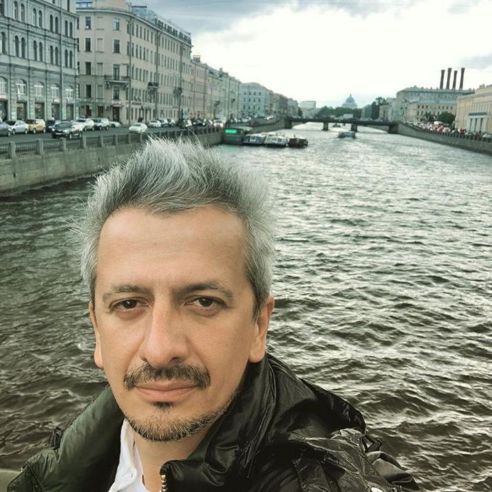 Константин Богомолов. Фото Скриншот Instagram: @konbog75
