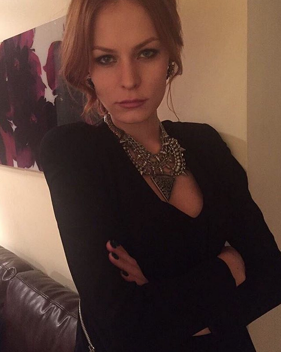Мэрилин Керро. Фото Скриншот Instagram: @devilmarylinkerro