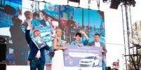 «Аксель-Сити» стал генеральным партнером мероприятия «Поколесили за призами с ОХТА МОЛЛ!»