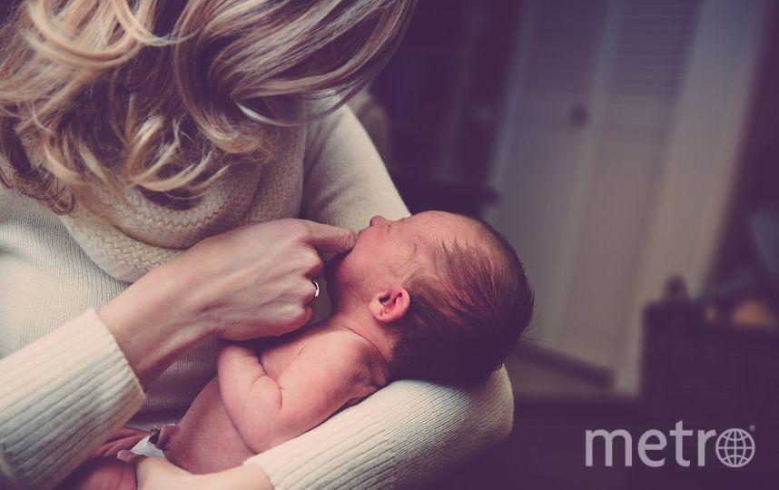 """Фотографировать младенцев до 28 дней от роду можно только в присутствии родителей. Фото https://pixabay.com, """"Metro"""""""